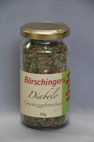 Diabolo - Gewürzzubereitung (scharf)
