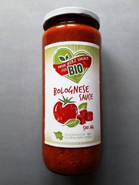 Bio Bolognese Soße