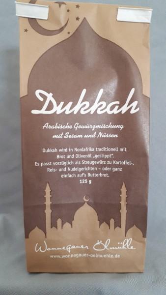 Dukkah, Arabische Gewürzmischung
